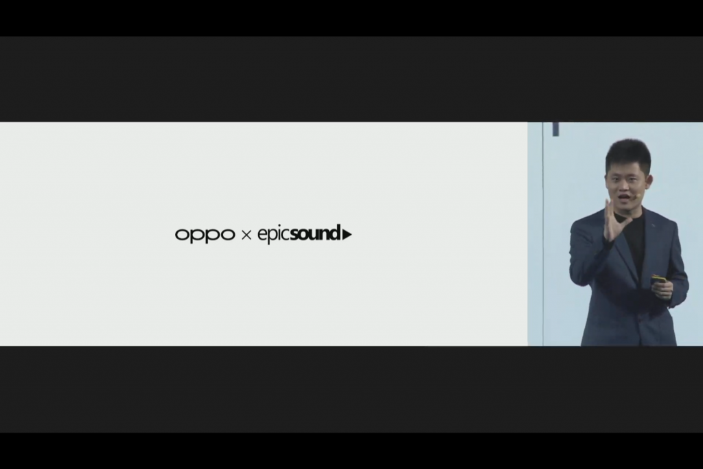 oppo relax epic sound