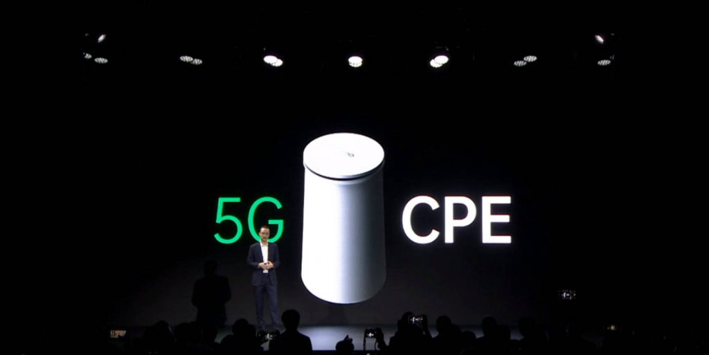 cpe router 5g oppo