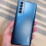 oppo reno 5 with snapdragon 8xx