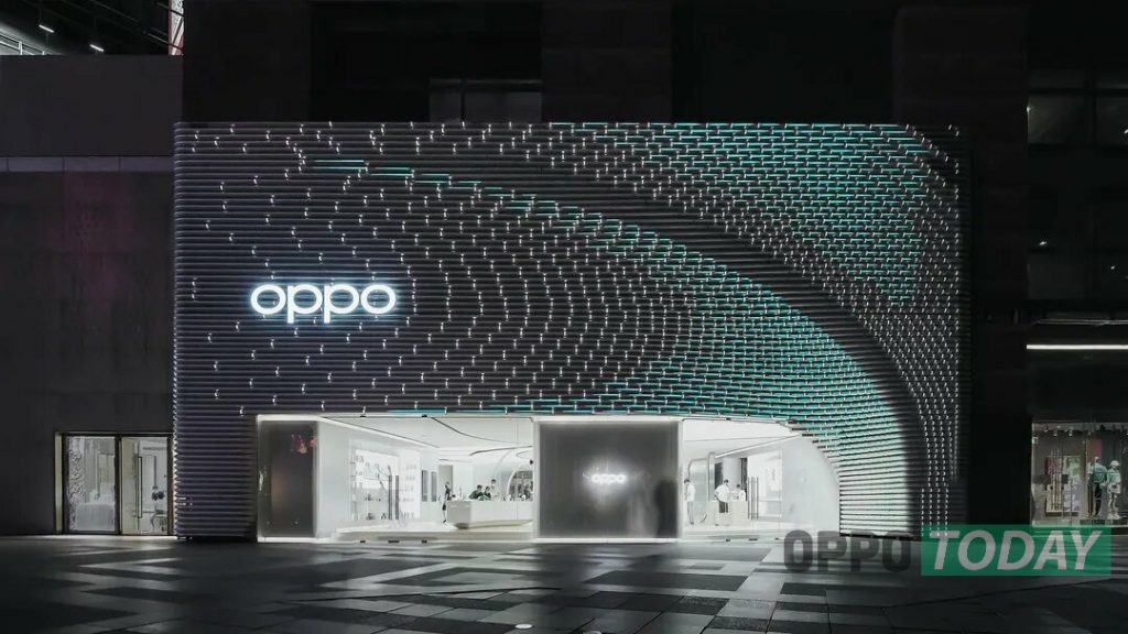 Super Flagship Store in Oppo in Guangzhou