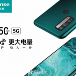 Hisense F50 + presented in China with UNISOC T7510 and 5G connectivity