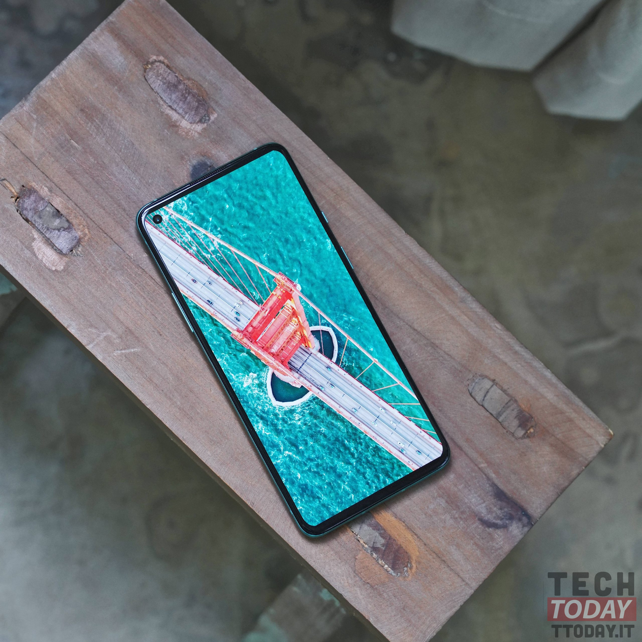 oneplus 8t touch display problems