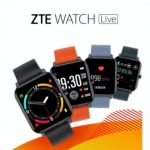ZTE Watch Live: oficial el smartwatch de bajo coste de la marca. Display en color, IP68 y SpO2 e IP68 por solo 29 €
