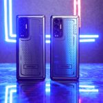 OPPO Reno5 Pro + Artist Limited Edition with official electrochromic technology in China