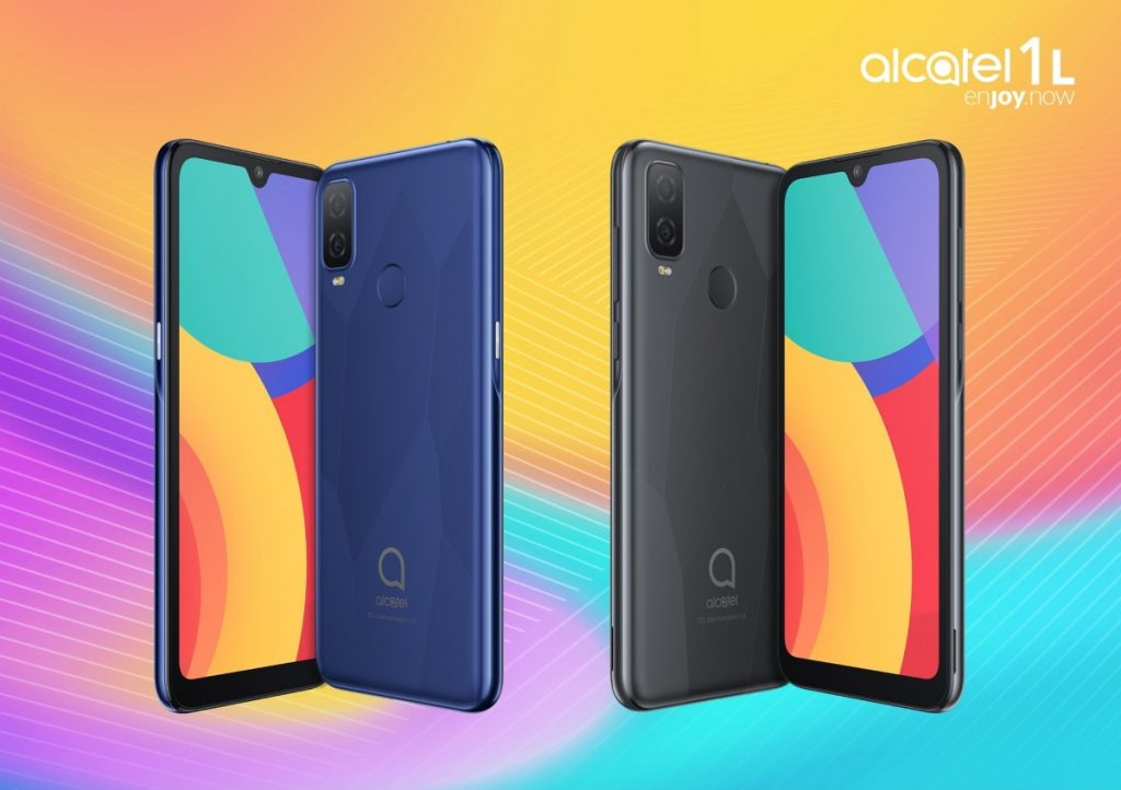 Alcatel 3L، 1S، 1L (2021) and Alcatel 1T 7 official at CES 2021