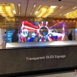 After Xiaomi, LG shows its first transparent TV | Video