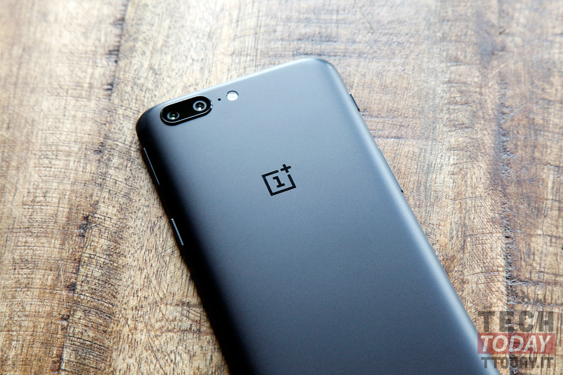 oneplus 5 niente android 11