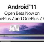 OnePlus 7, 7 Pro, 7T ו- 7 Pro מקבלים OxygenOS 11 Open Beta 1 | הורד